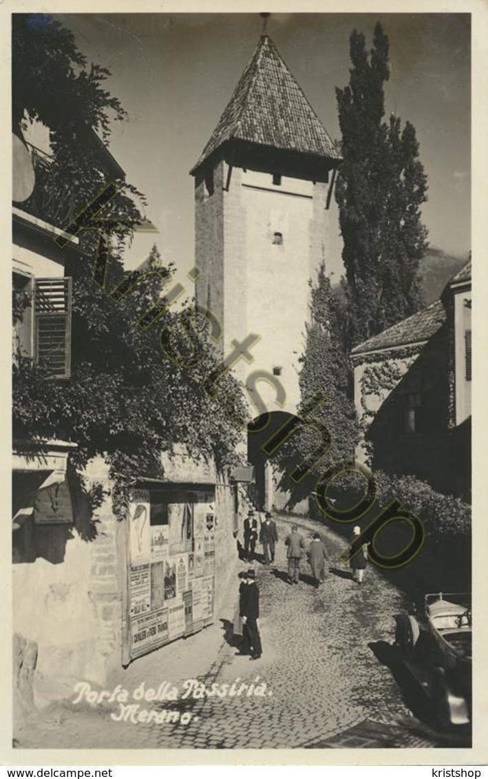 Merano - Porta Della Passiria [AA20-2.089 - Italie
