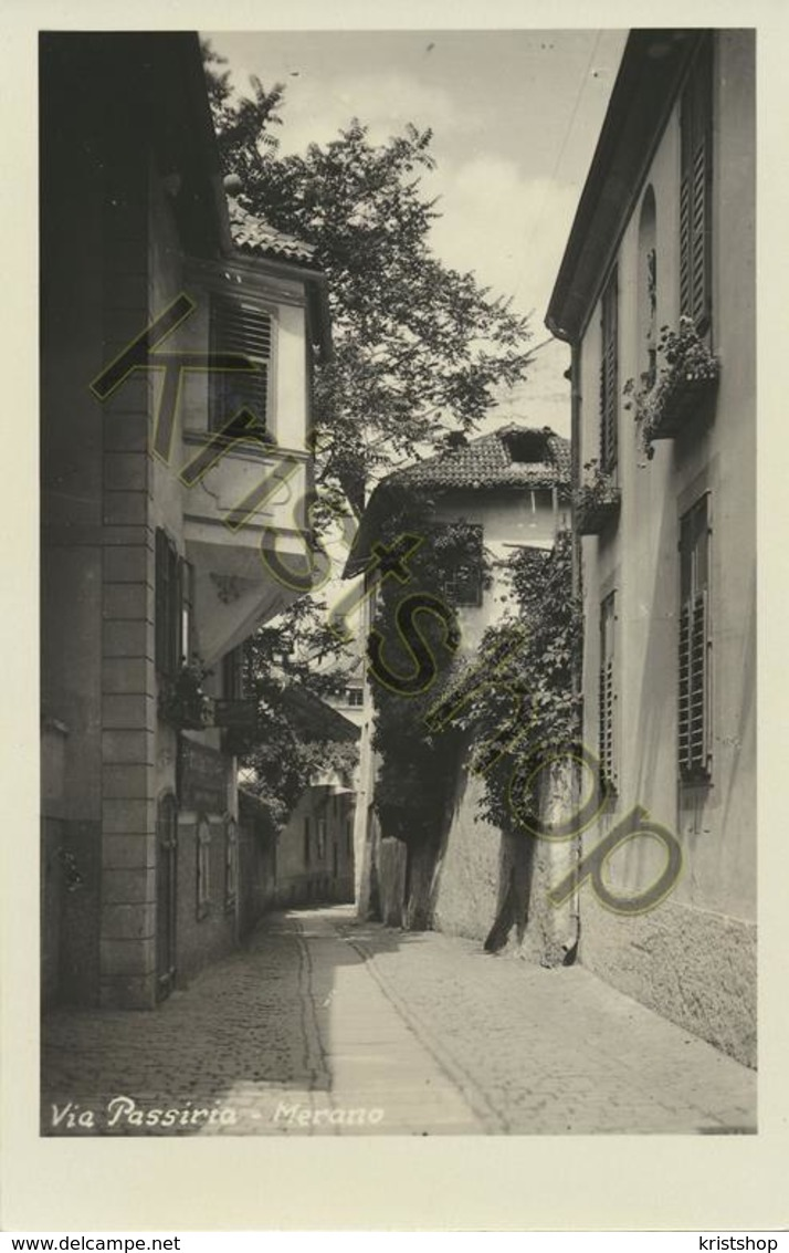 Merano - Via Passiria [AA20-2.090 - Italie