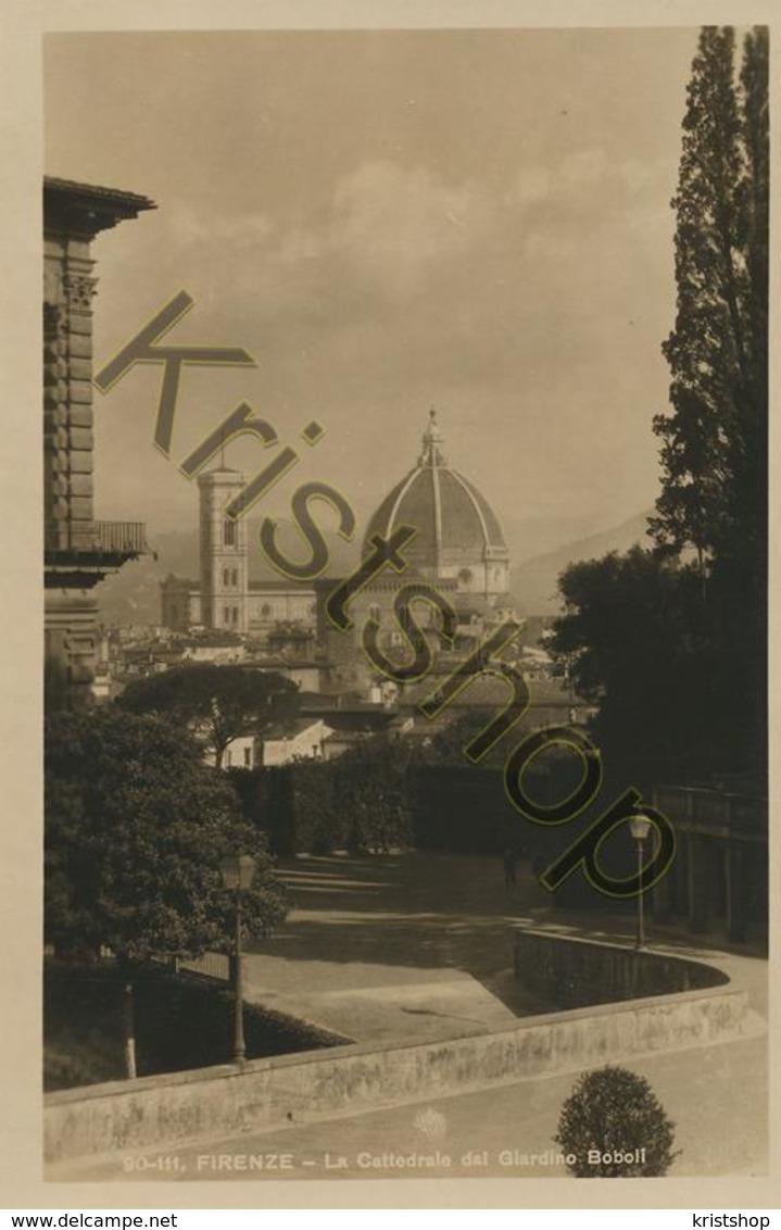 Firenze - La Cathedrale [AA20-2.119 - Italie