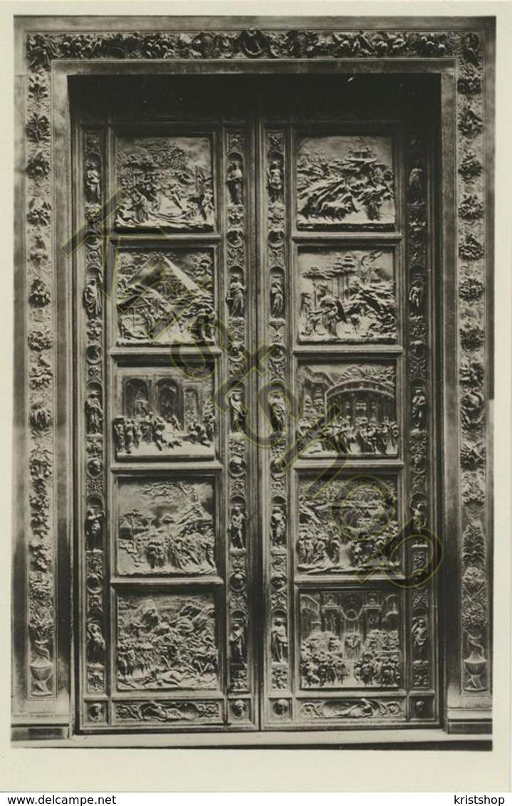 Firenze - Ballistero - Porta Del Paradiso [AA20-2.124 - Italie