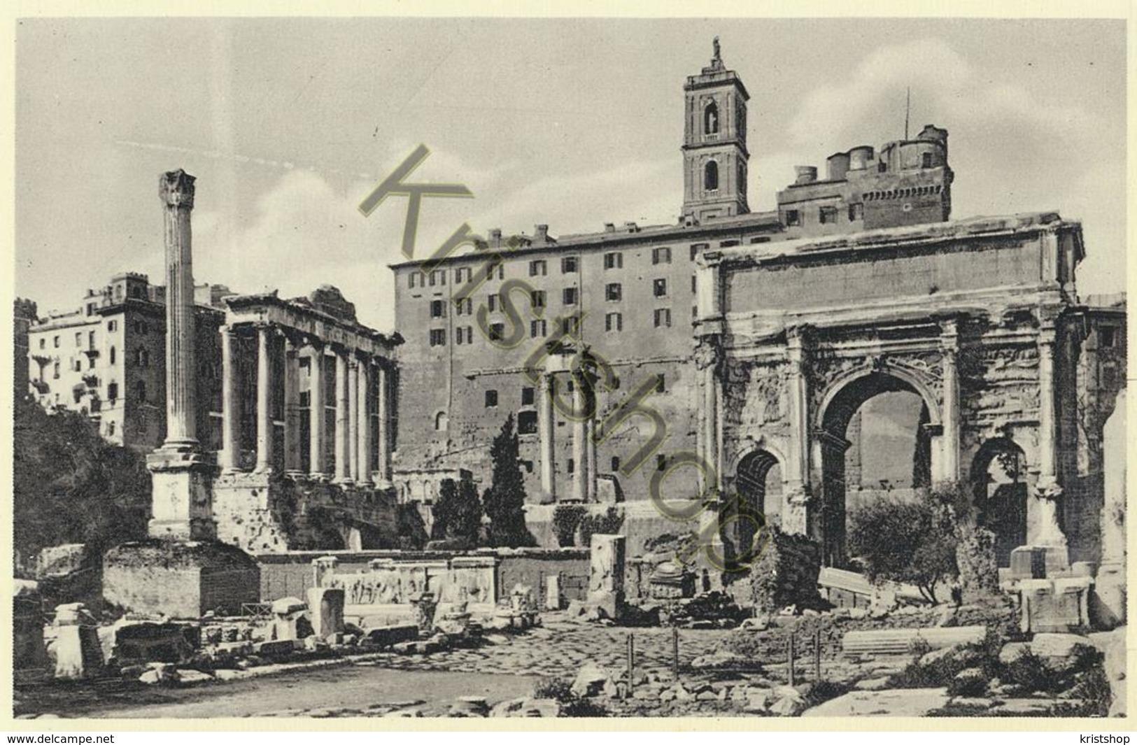 Roma - Foro Romano [AA20-2.136 - Italie