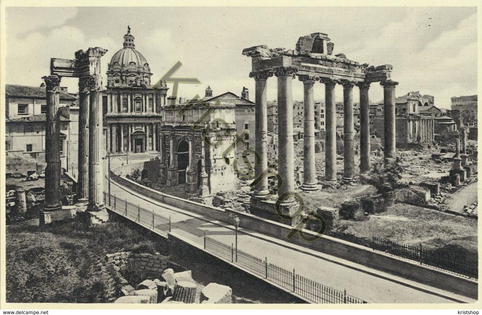 Roma - Avanzi Dei Tempio [AA20-2.137 - Italie