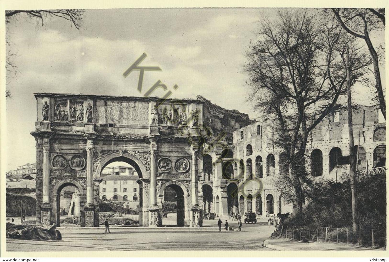 Roma - Arco Di Constantino [AA20-2.140 - Italie