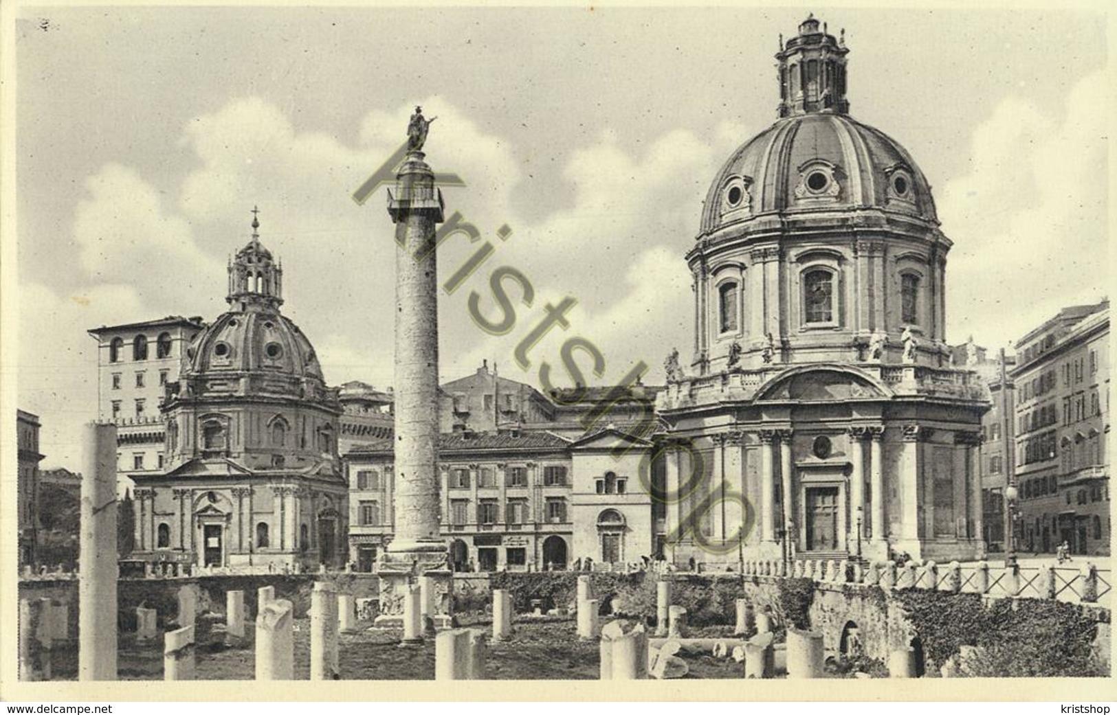Roma - Foro Traiano [AA20-2.141 - Italie