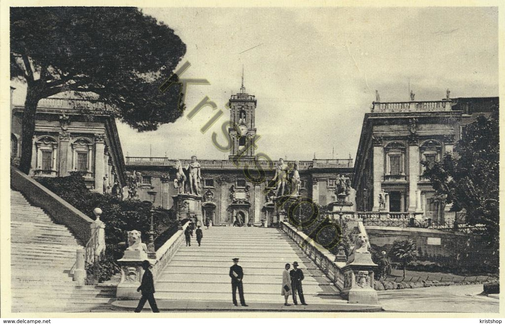 Roma - Il Campidoglio [AA20-2.145 - Non Classés