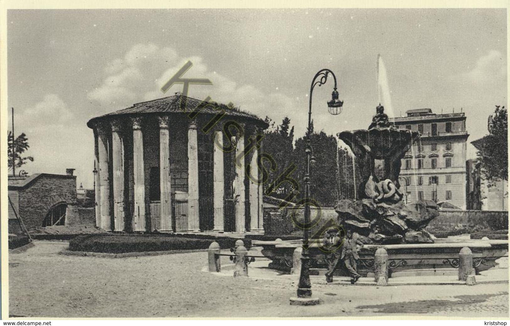 Roma - Tempio Di Vesta [AA20-2.146 - Italie