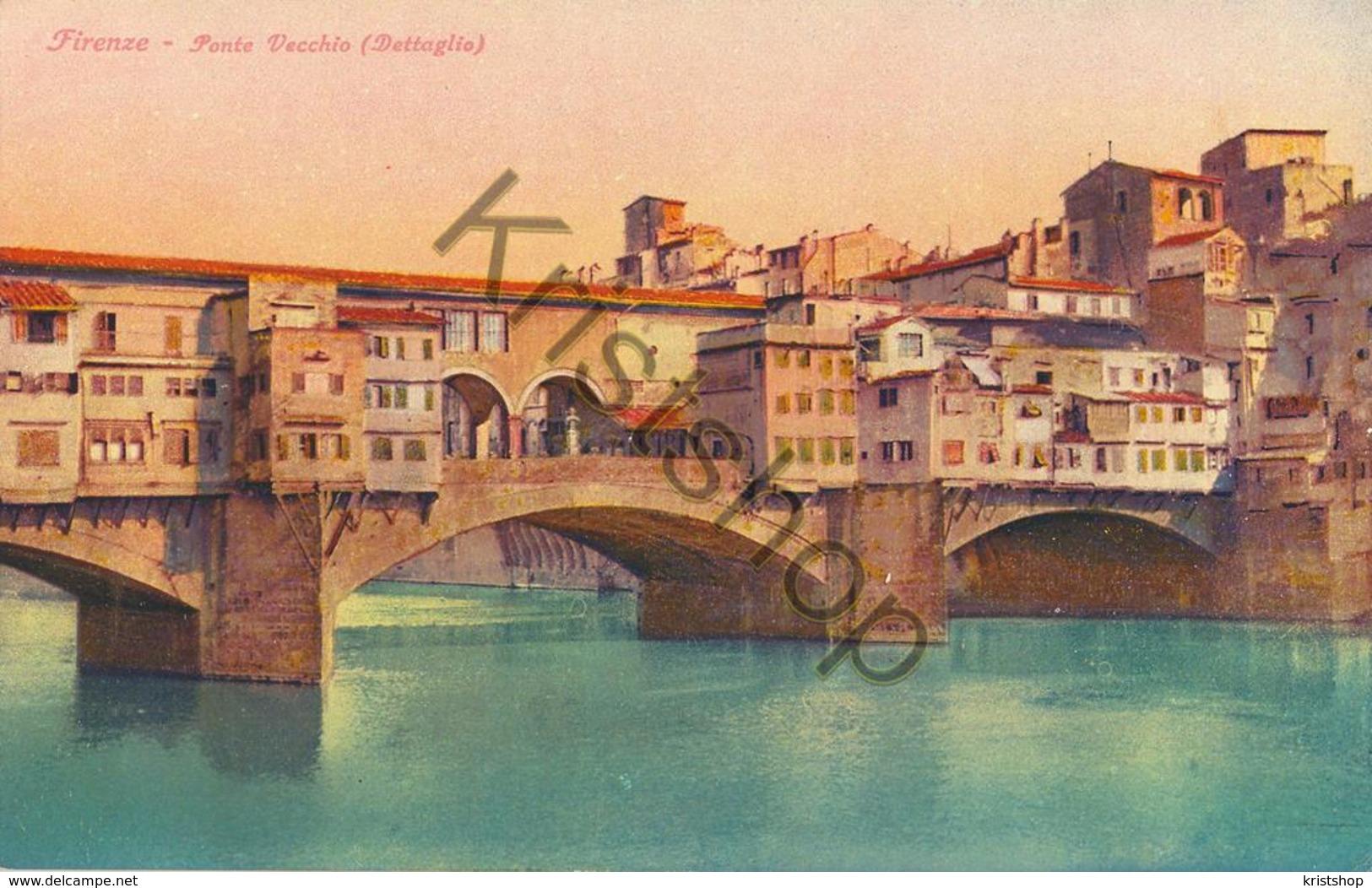 Firenze - Ponte Vecchio [AA20-2.156 - Italie