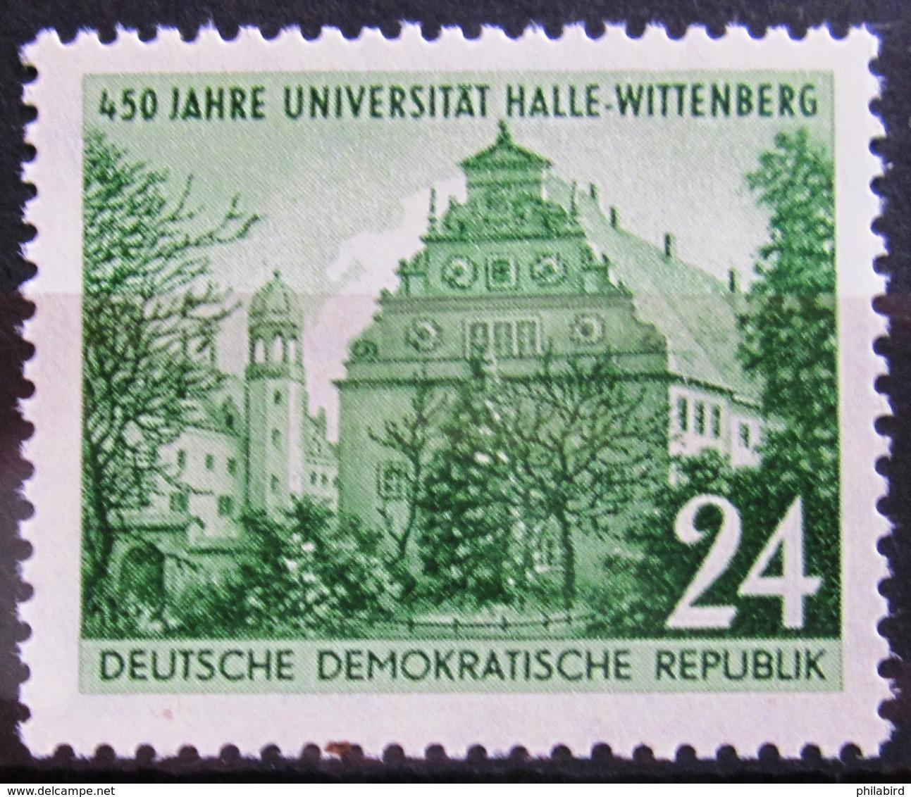 ALLEMAGNE Rép.démocratique               N° 74                    NEUF** - [6] République Démocratique