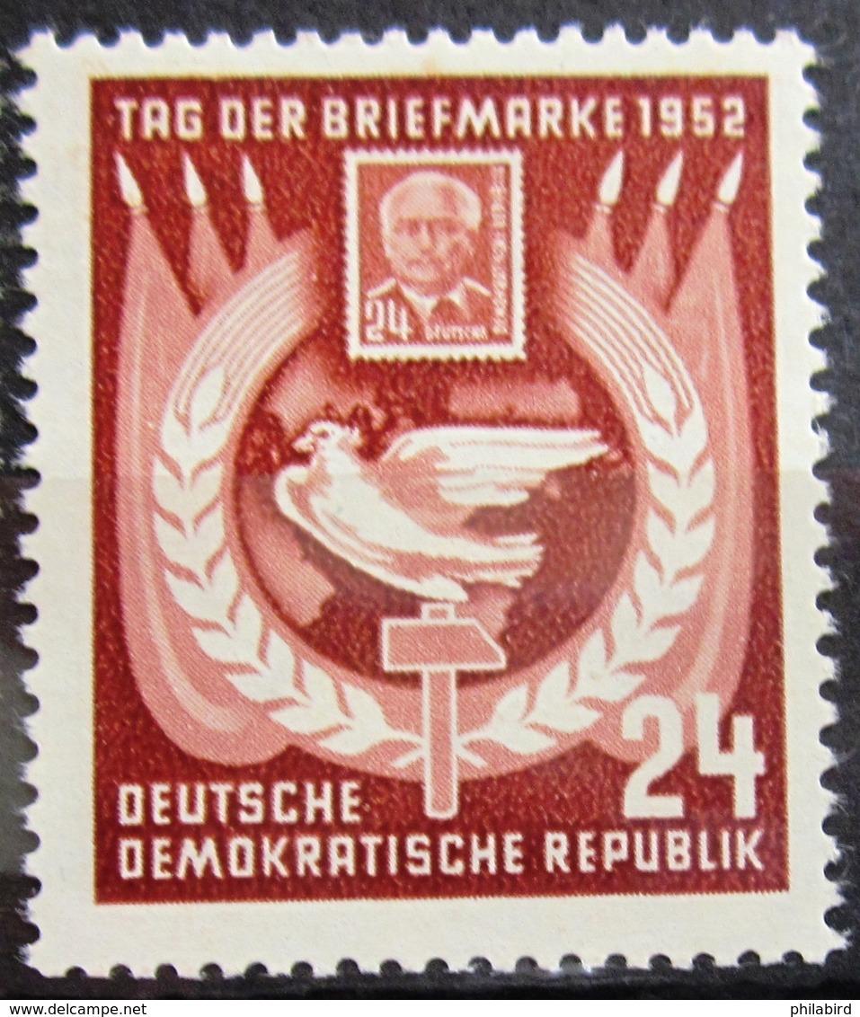 ALLEMAGNE Rép.démocratique               N° 75                    NEUF** - [6] République Démocratique