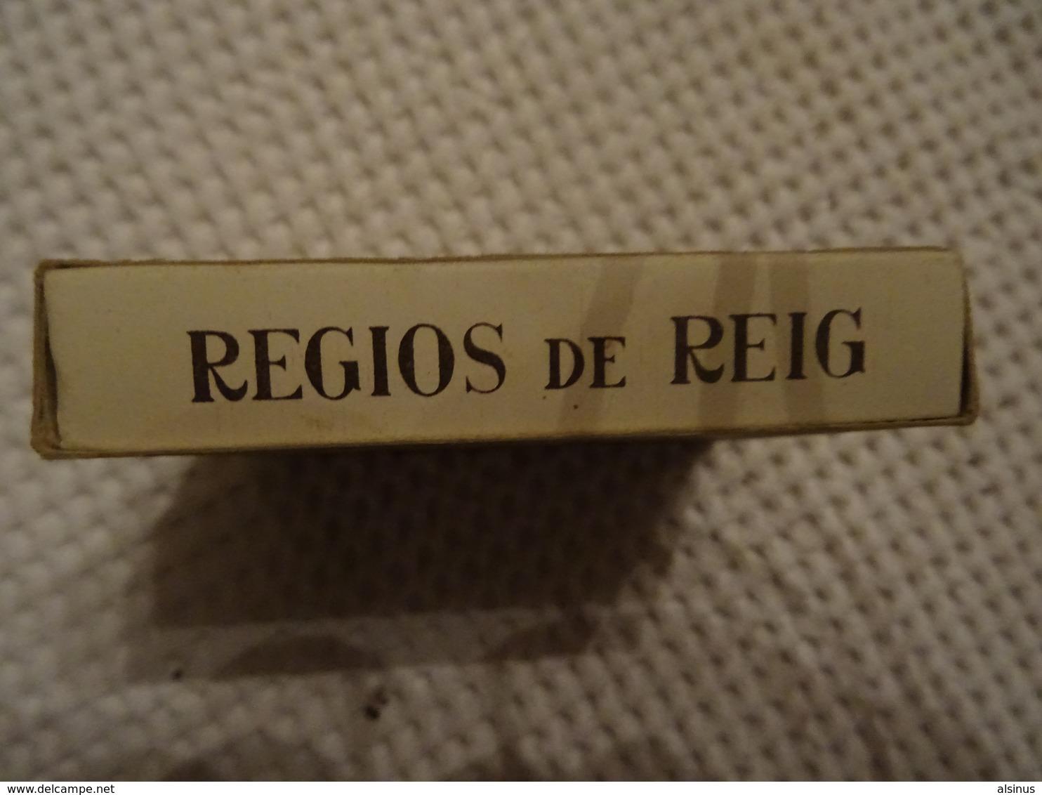 ETUI DE 20 CIGARILLOS VIDE - LA NUEVA HABANA - JULIAN REIG - Zigarrenetuis