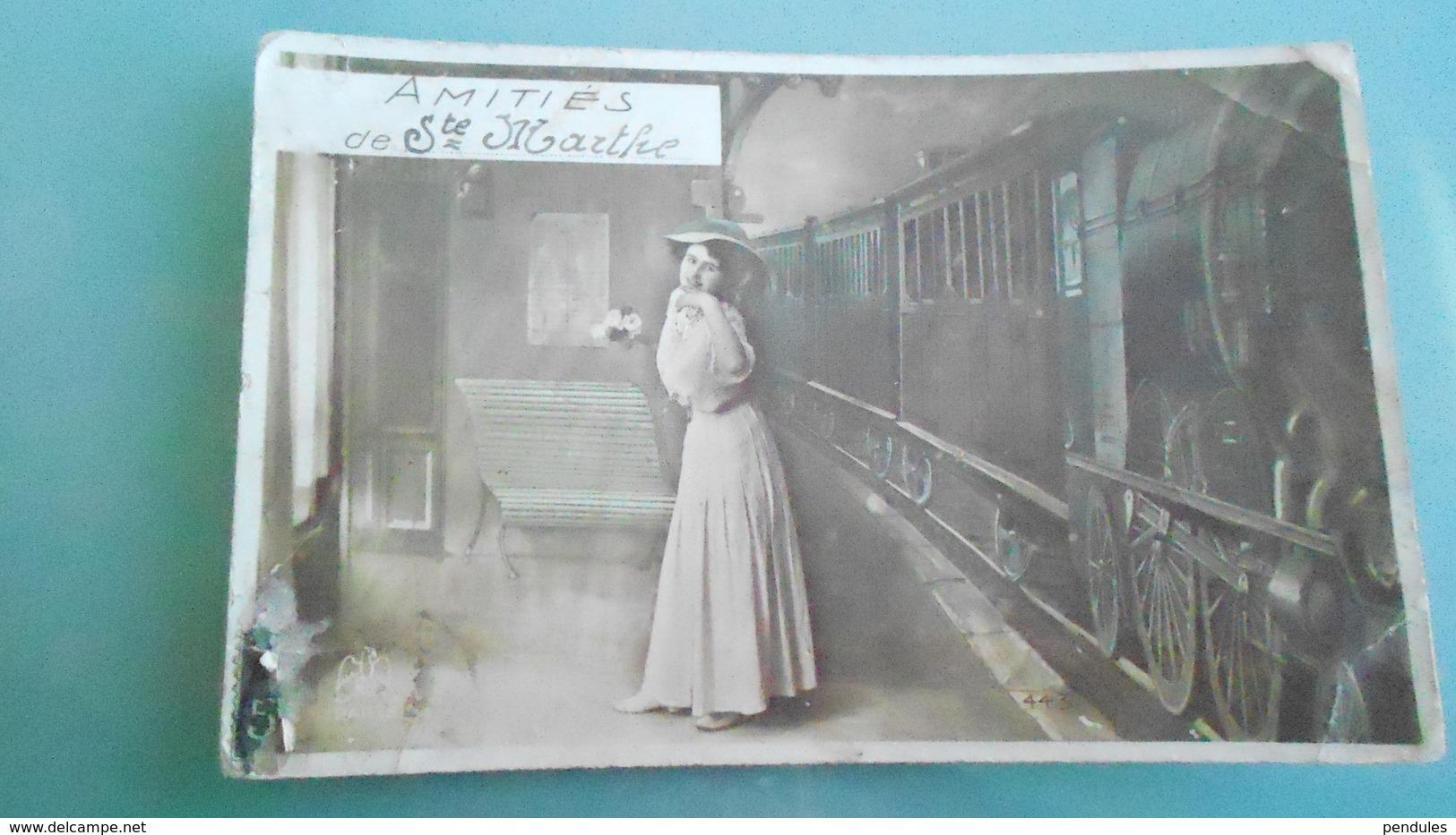 THCARTE DE THEMESN° DE CASIER 1278 O - Femmes