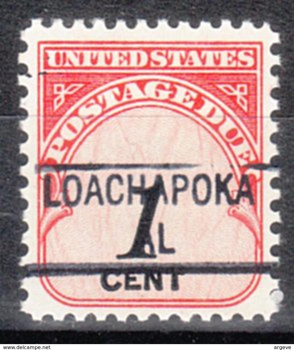 USA Precancel Vorausentwertung Preo, Locals Alabama, Lochapoka 841 - Etats-Unis