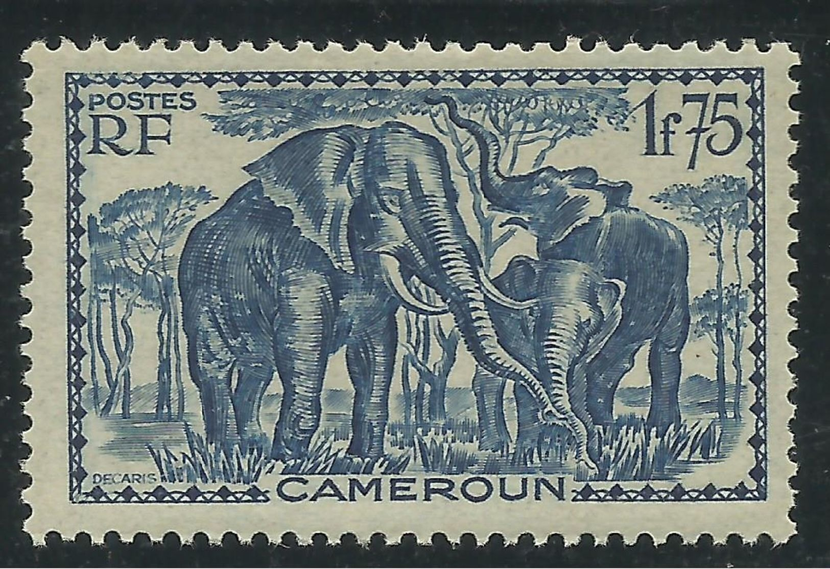 CAMEROUN 1939 YT 184** SANS TRACE DE CHARNIERE - Cameroun (1915-1959)
