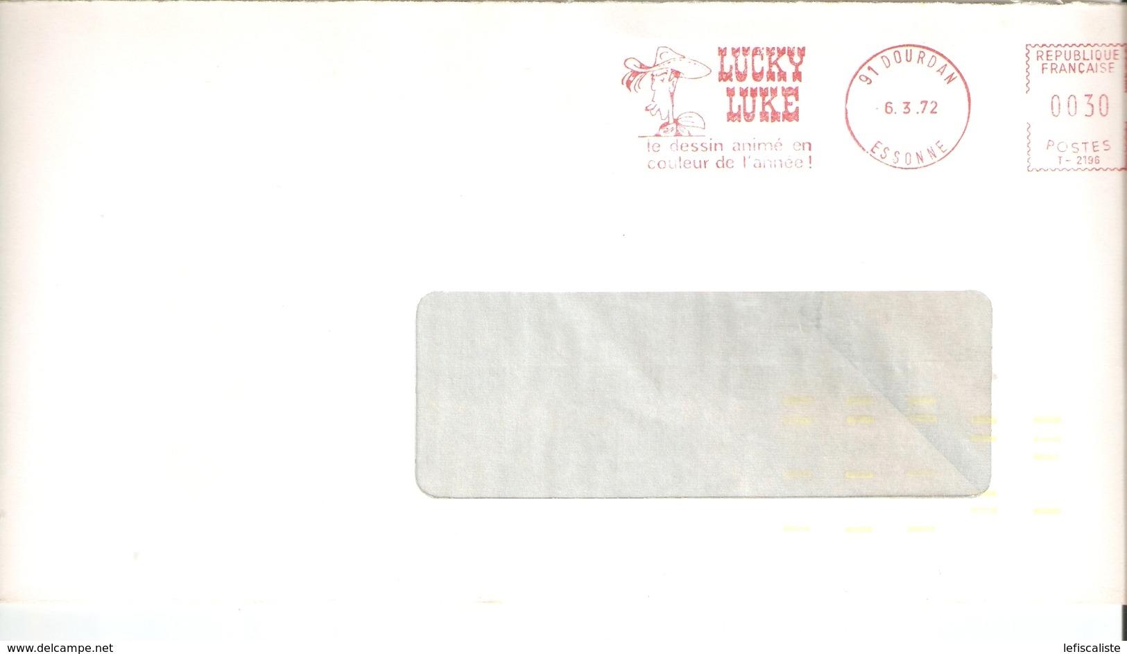 Lucky Luke - Bande Dessinée - EMA (Print Machine)