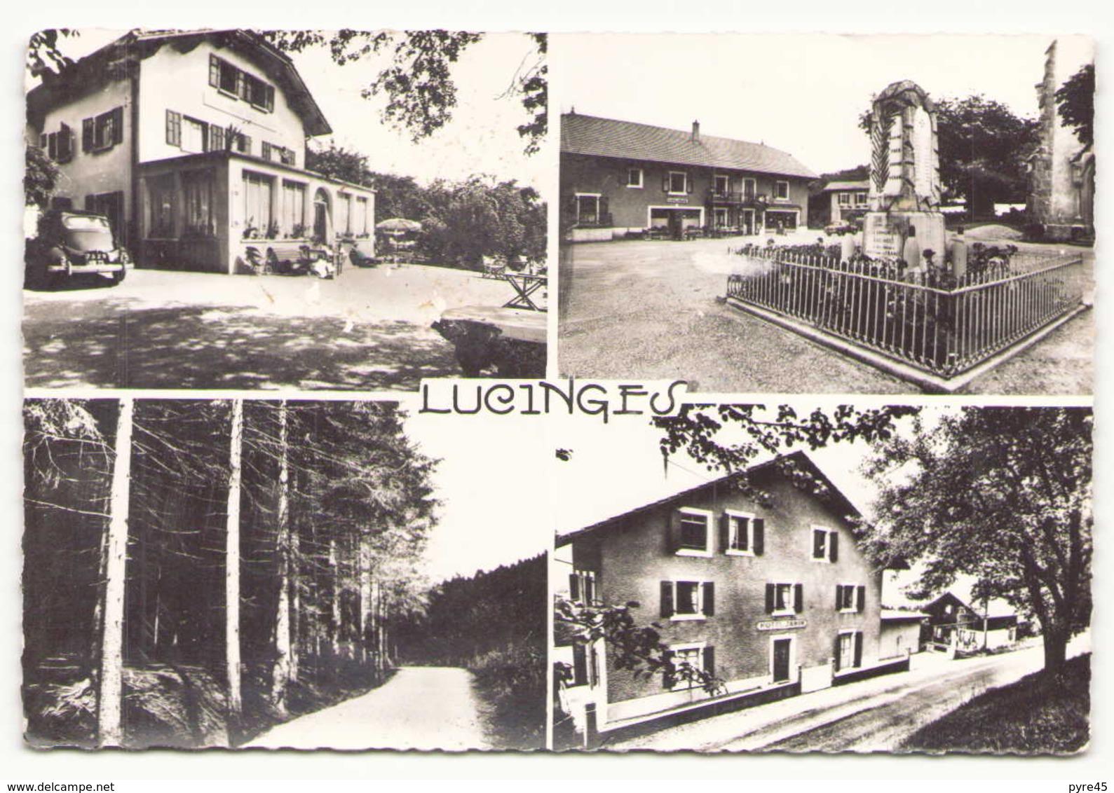 LUCINGES 74 - France