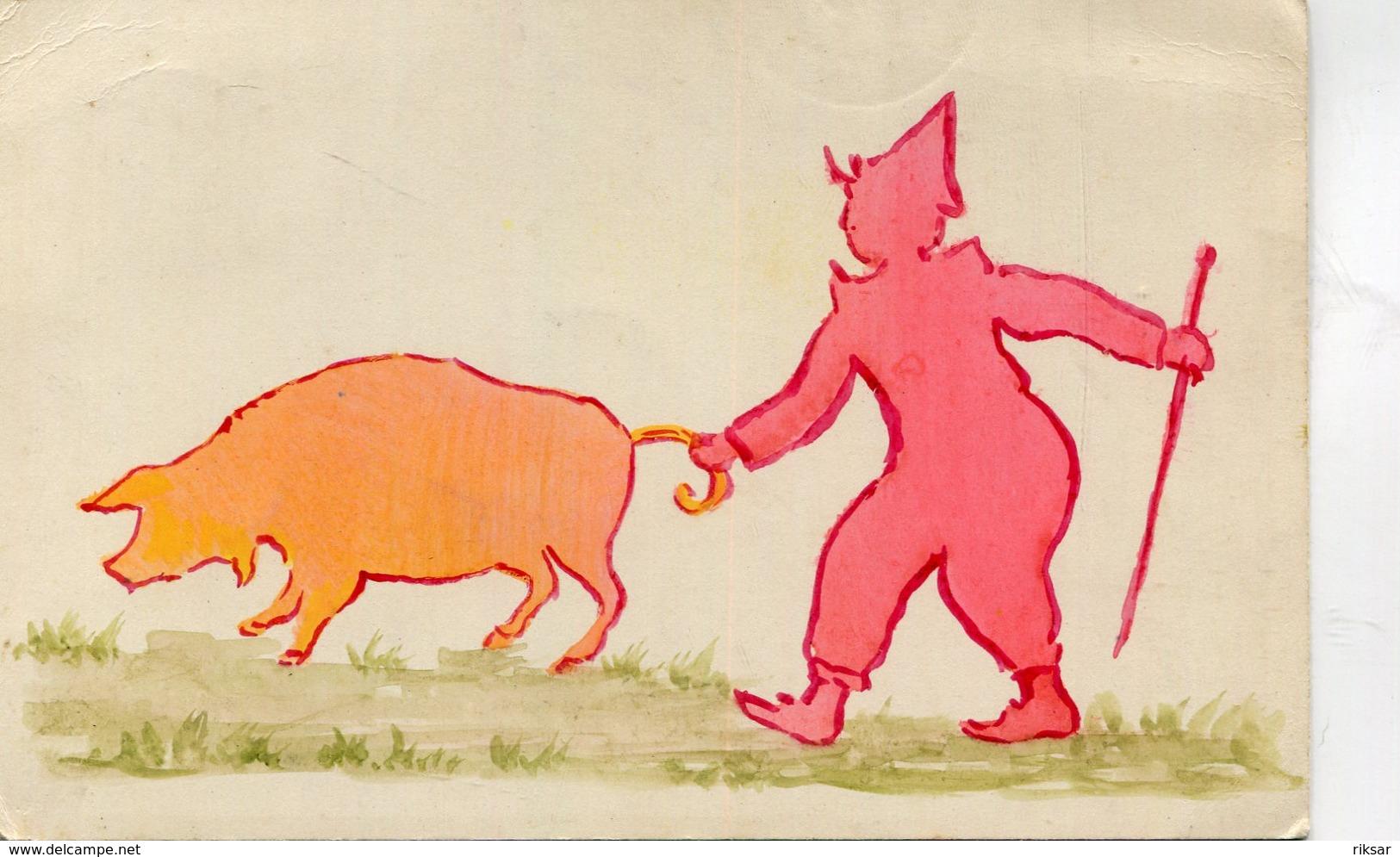 COCHON(HUMOUR) - Cochons