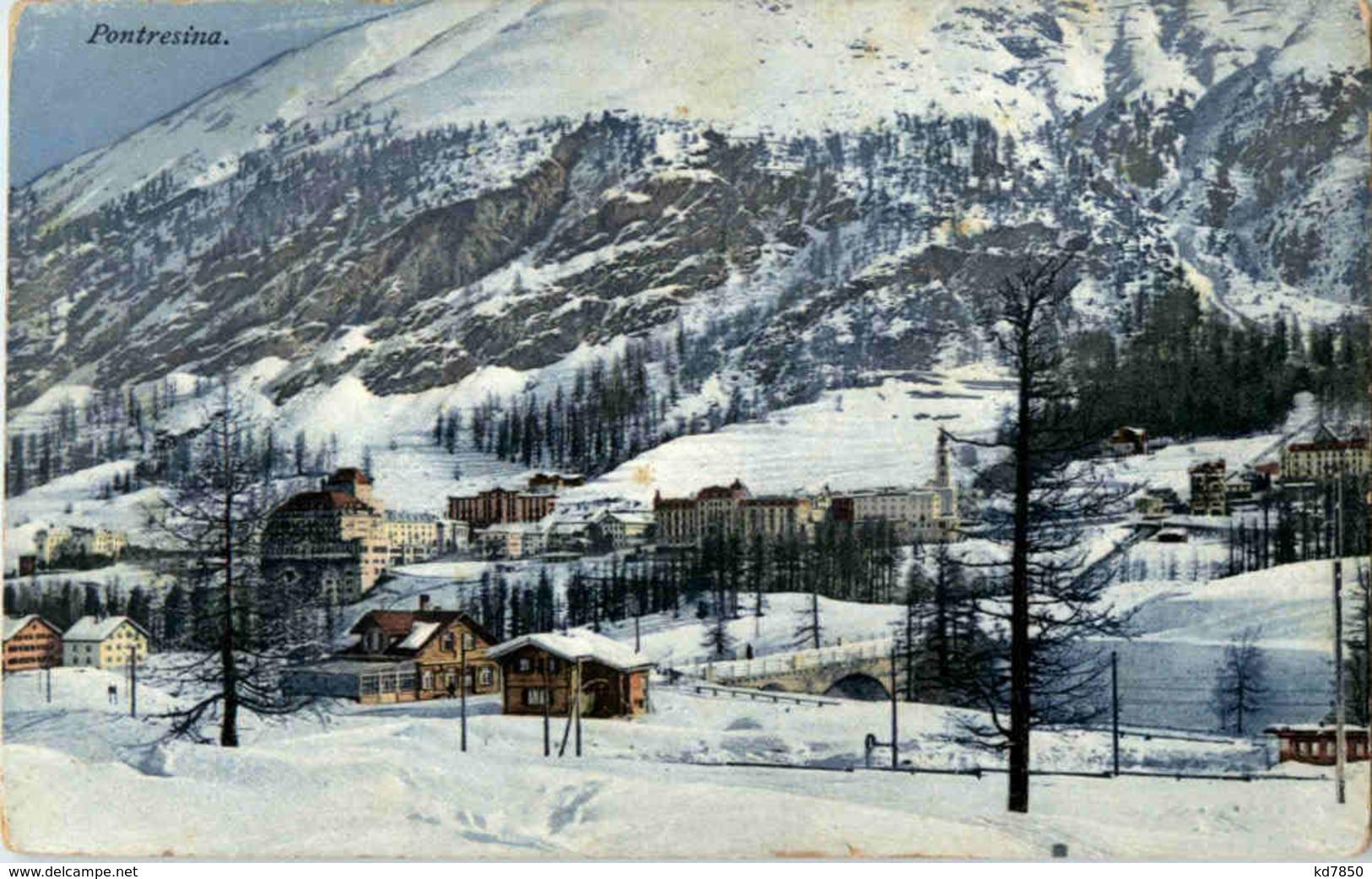 Pontresina - GR Graubünden