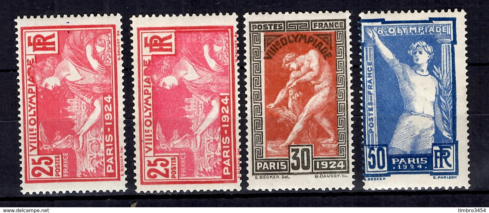 France YT N° 183/186 Neufs ** MNH. TB. A Saisir! - France