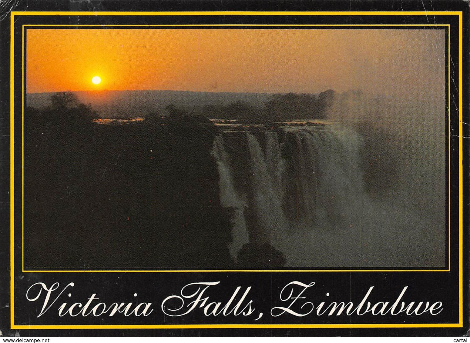 CPM - ZIMBABWE - Victoria Falls - Zimbabwe