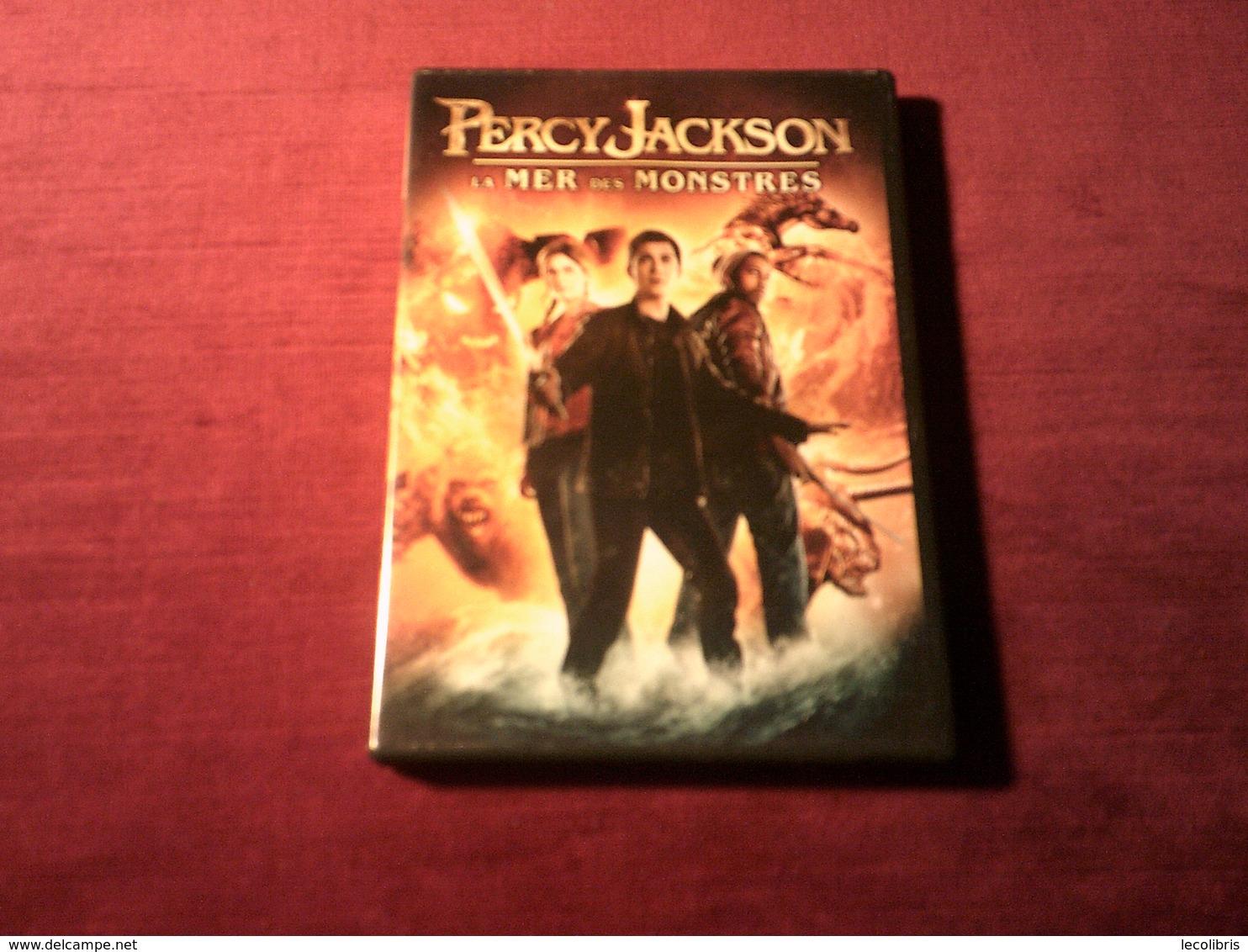 PERCY JACKSON  LA MER DES MONSTRES - Sci-Fi, Fantasy