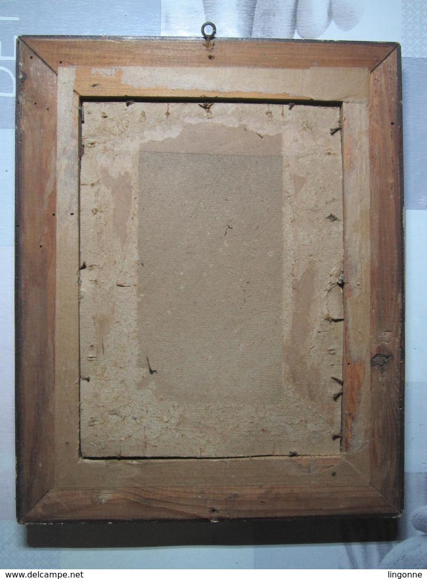 Tableau Ancienne Photos Communiant Dimension 32,5 X 26 Cm - Autres