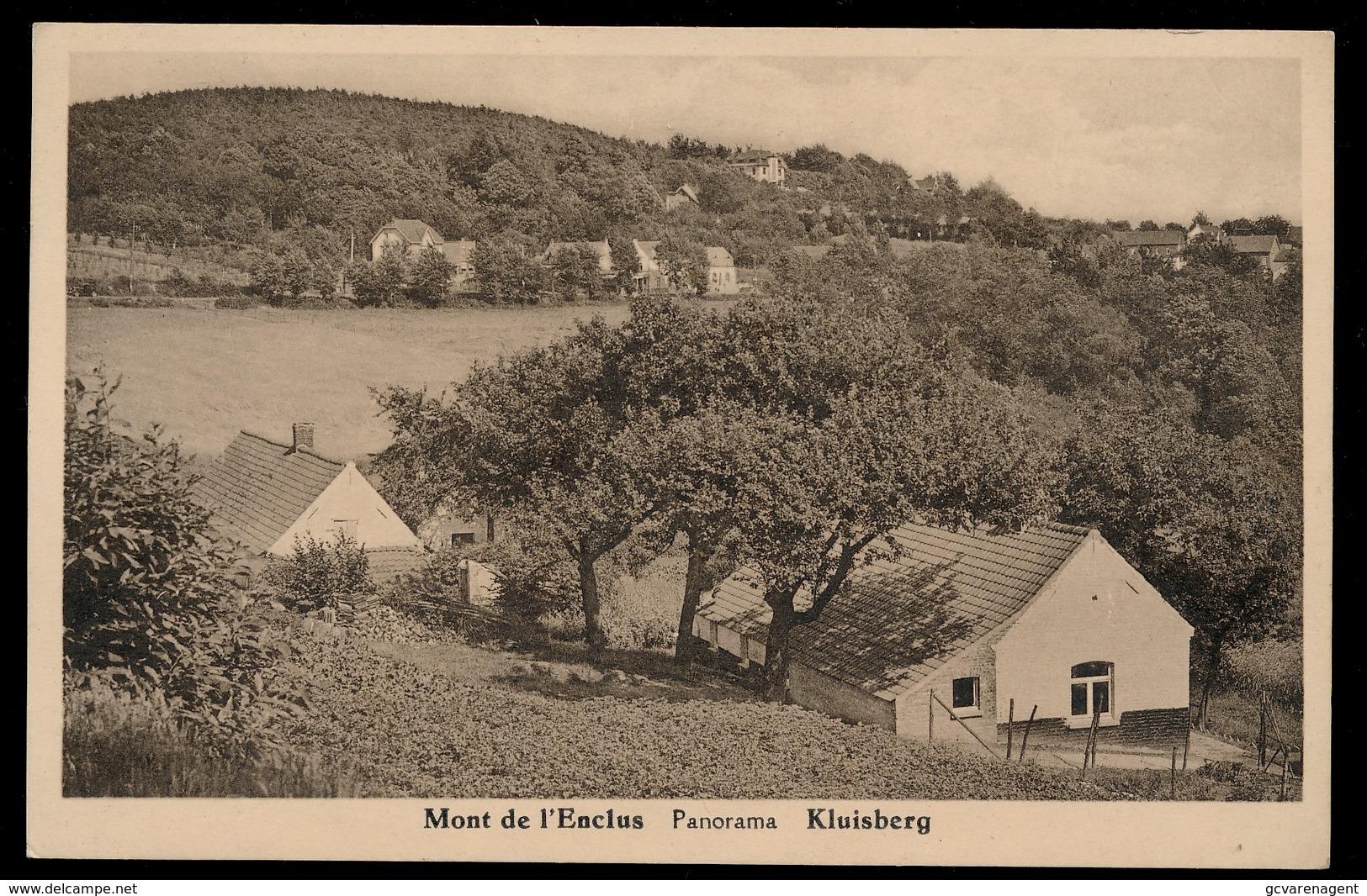 KLUISBERG  PANORAMA - Kluisbergen