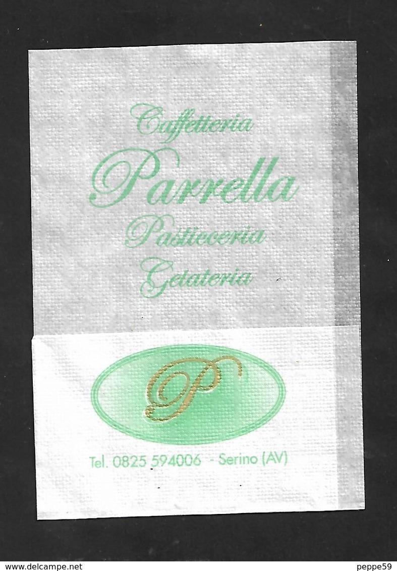 Tovagliolino Da Caffè - Caffè Parrella Serino ( Avellino ) - Tovaglioli Bar-caffè-ristoranti