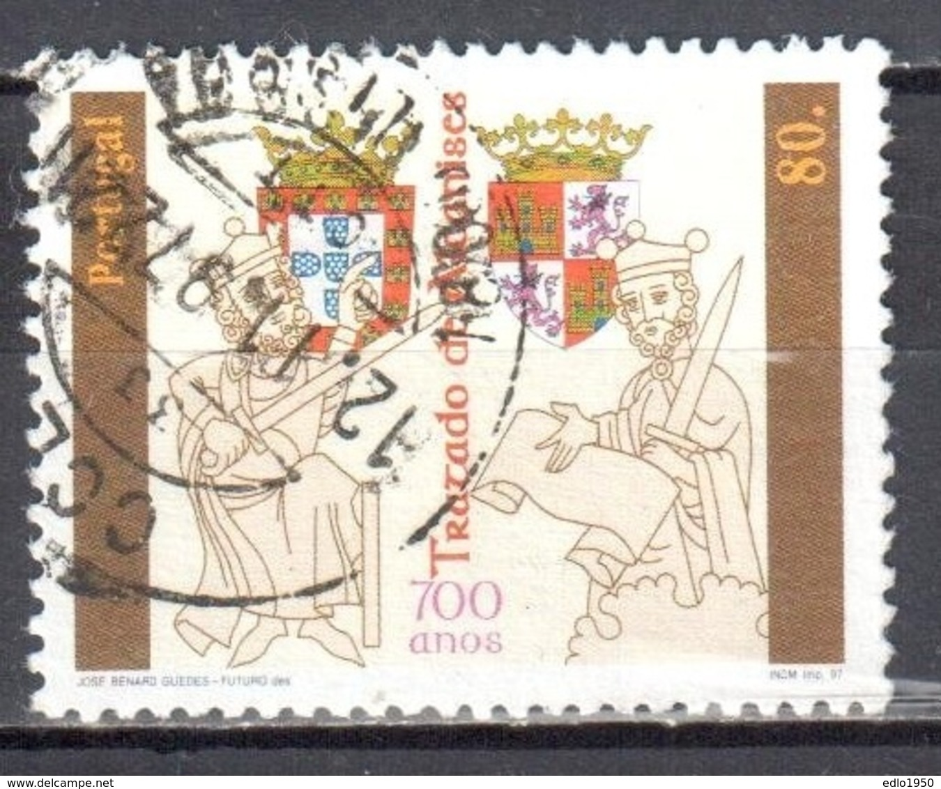 Portugal 1997 - Mi.2206 - Used - 1910-... República