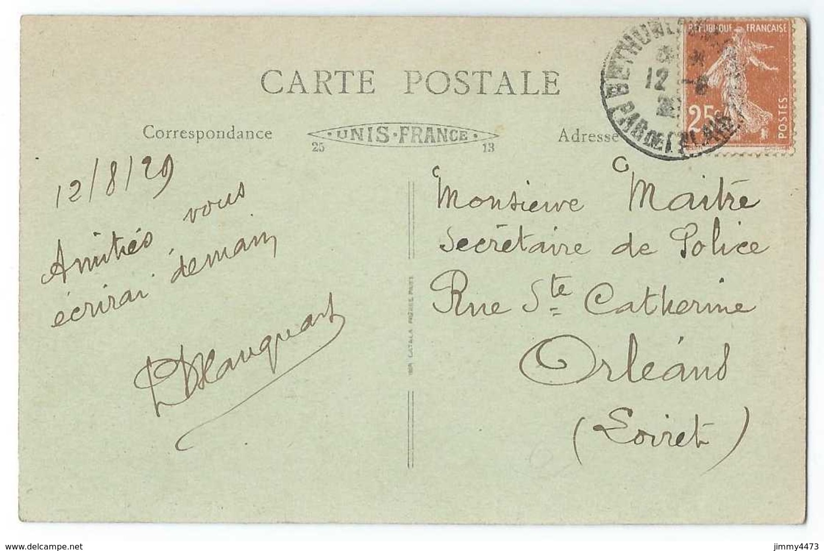 CPA - La Tranformation D'un Puits De Mines - MINES DE COURRIERES (arr. De Lens ) 62 Pas De Calais - N° 100  Ed. Fauchois - Mines