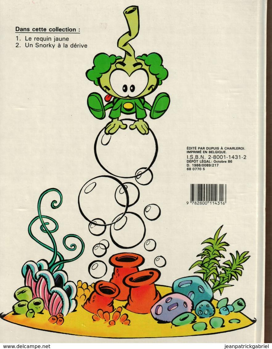 Les Snorky Un Snorky A La Derive N 2 BONNE ETAT - Books, Magazines, Comics