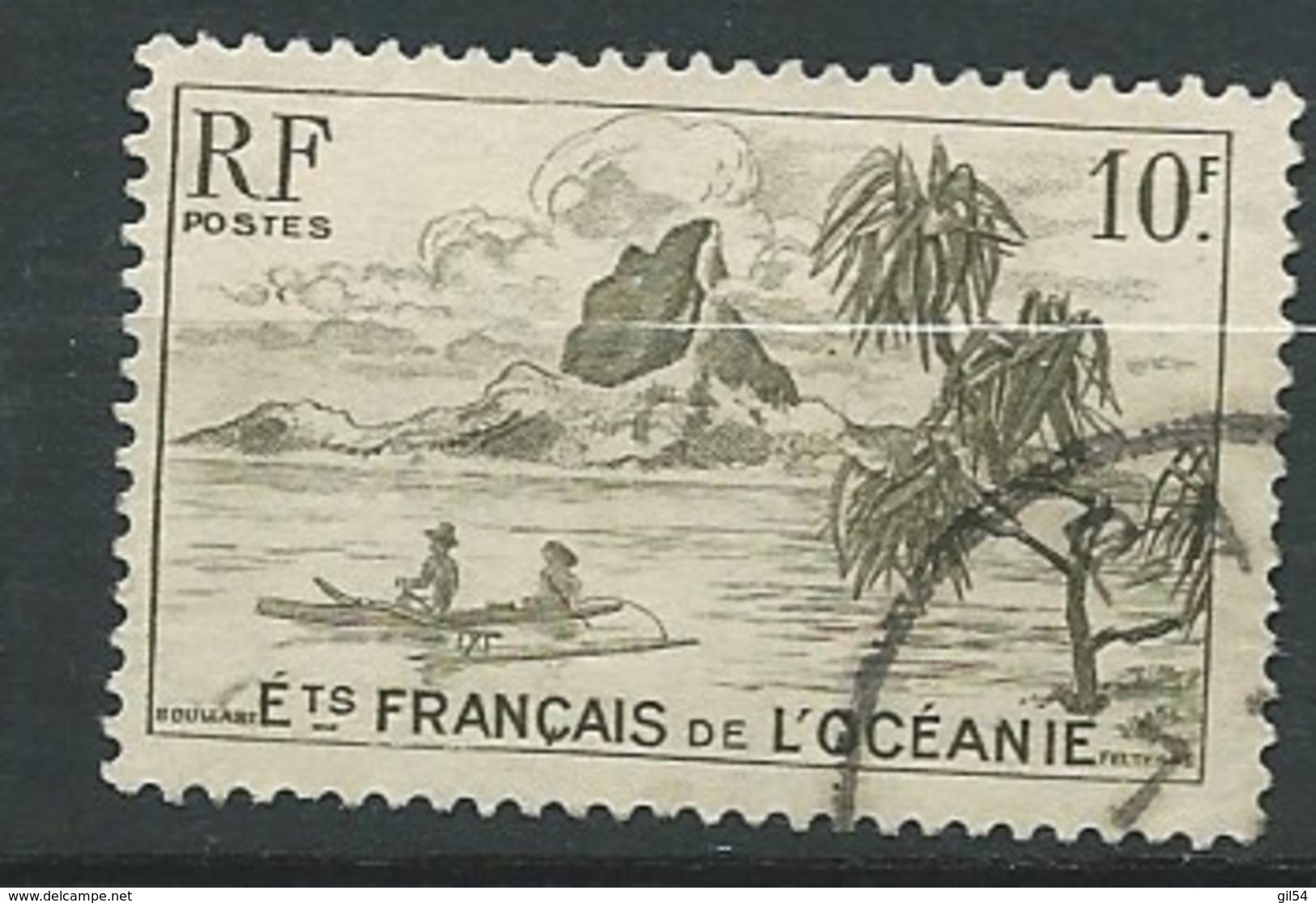 Oc Eanie - Yvert N° 197 Oblitéré     - Ai 27421 - Oceania (1892-1958)