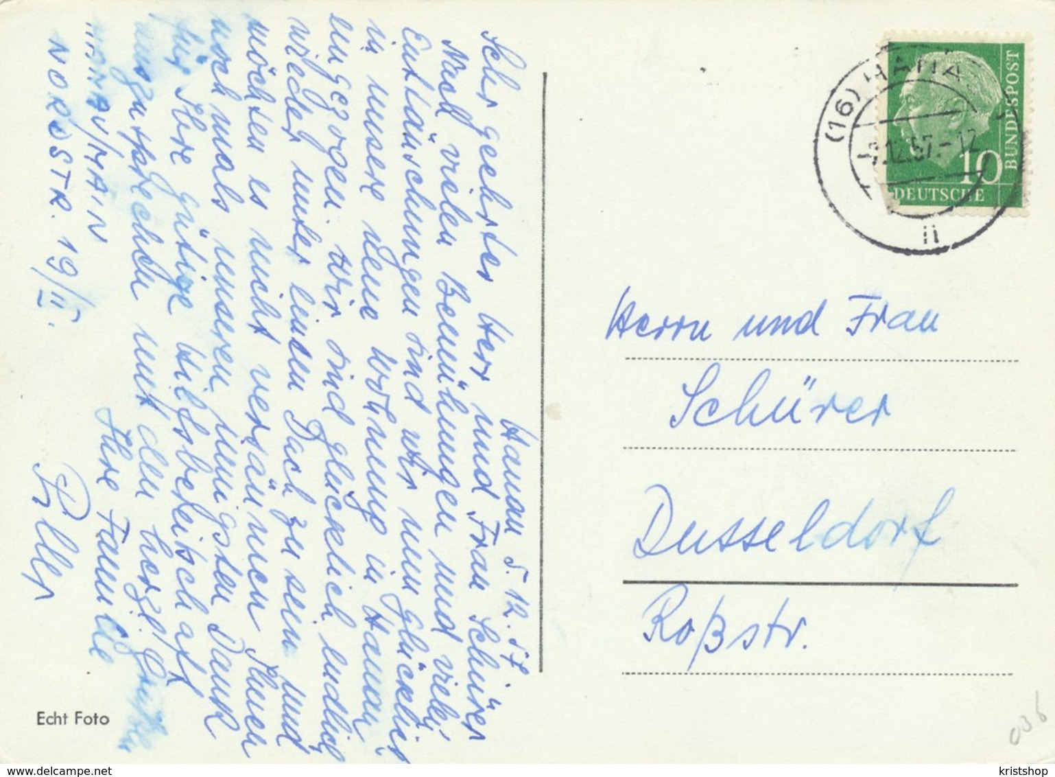 Hanäu A. Main - Wilhelmsbad-Kurhaus [AA22-1136 - Hanau