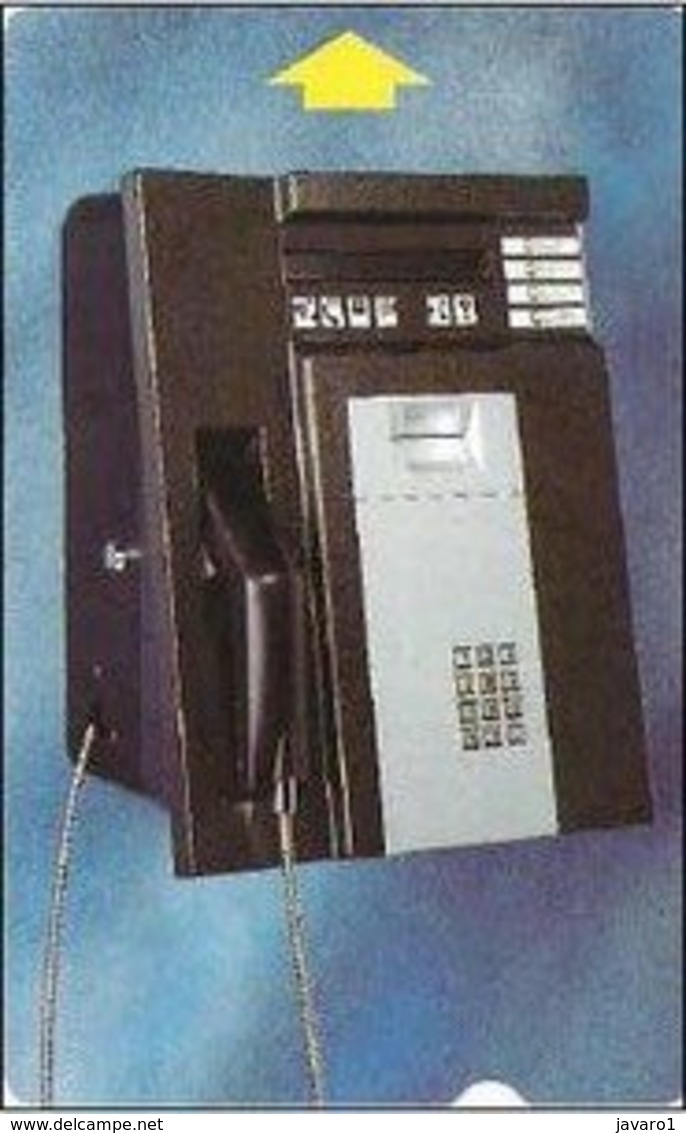 ALCATEL : AB27B B Cardphone Alcatel Blue USED - Belgien