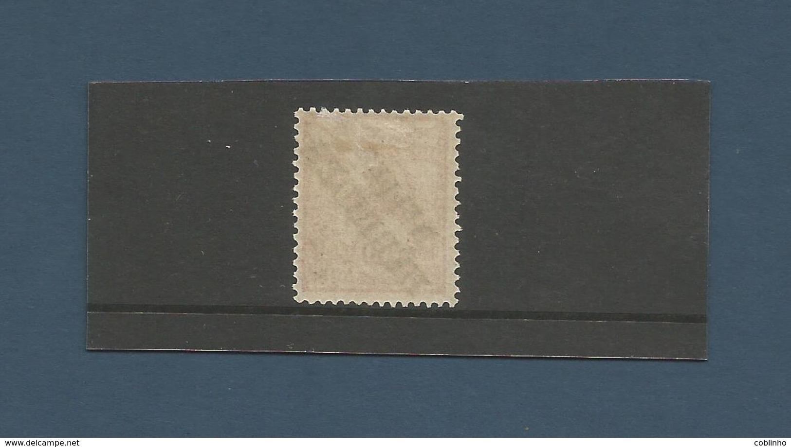 NOUVELLES HEBRIDES (New Hebrides) - ESSAI DE SURCHAGE (overprint Essay) - 1908 - 10 Centimes * - Non Classés