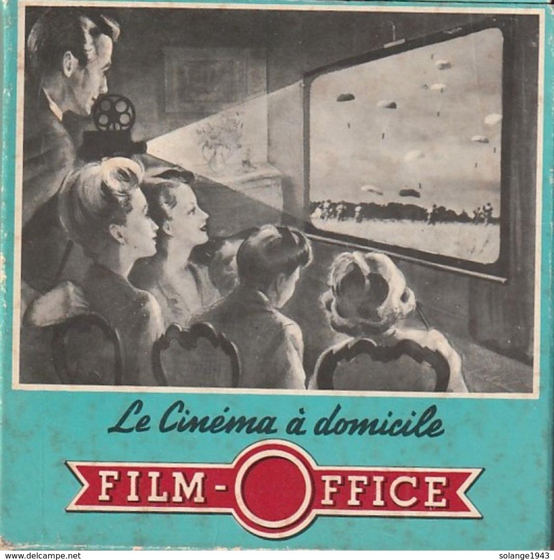 """Film Super 8  CRIN BLANC   """" Rare """"  Le Cinema A Domicile  (Petits Defauts Sur La Boite Sinon Film TTB  état) - Bobinas De Cine: 35mm - 16mm - 9,5+8+S8mm"""