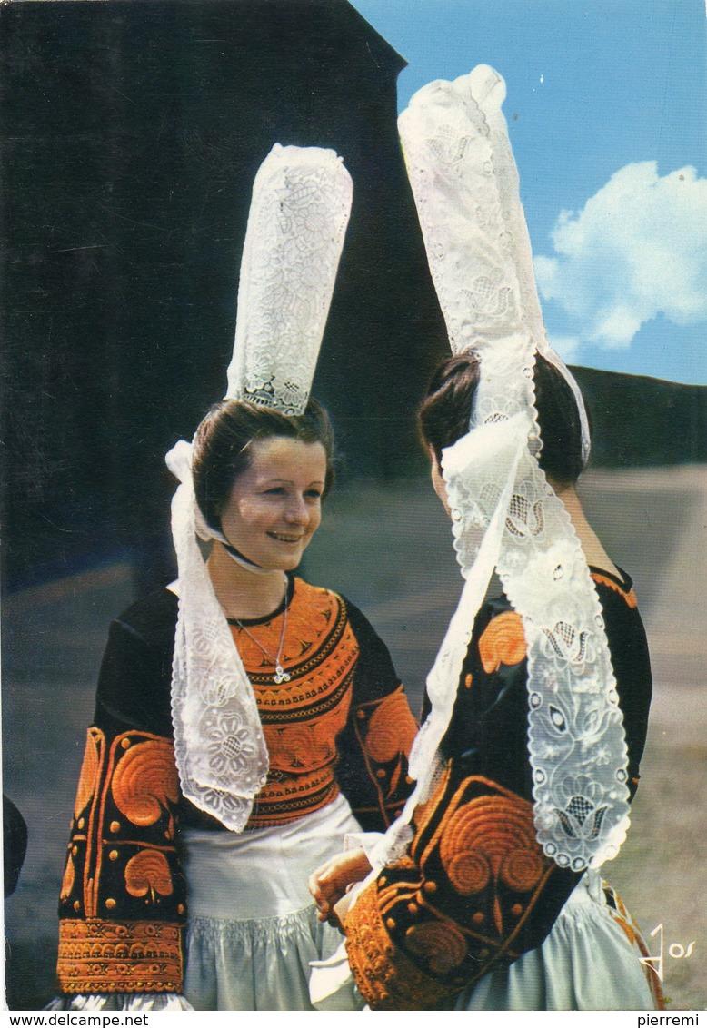 Costume BIGOUDEN...edit  Jos..no..6110 - Bretagne