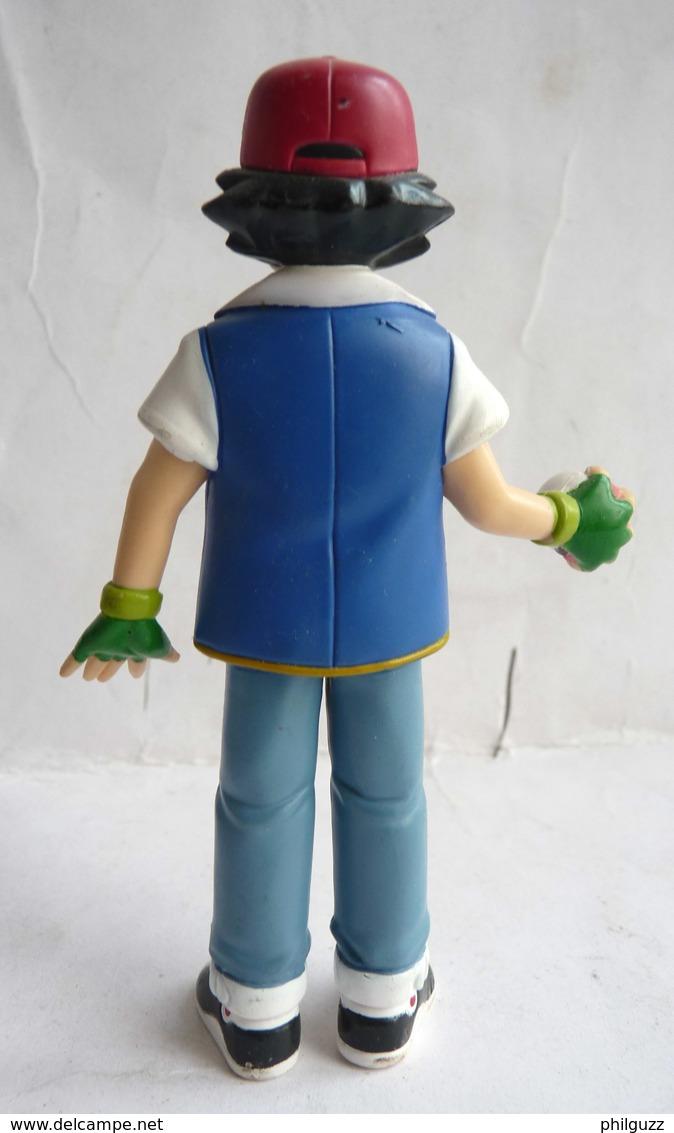 FIGURINE POKEMON SACHA TOMY 1998 Sans Socle - Pokemon