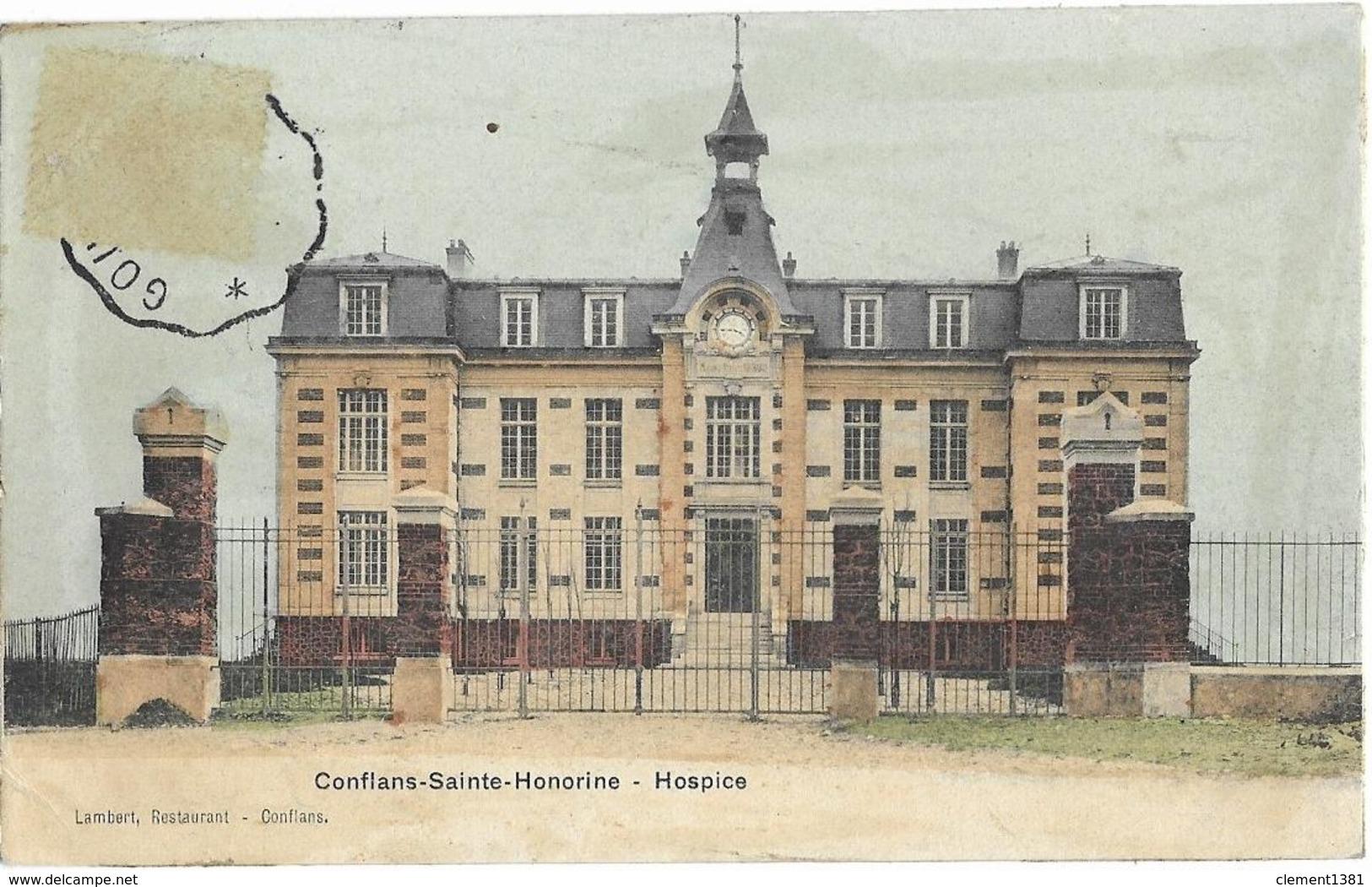 Conflans Saint Honorine Hospice - Conflans Saint Honorine