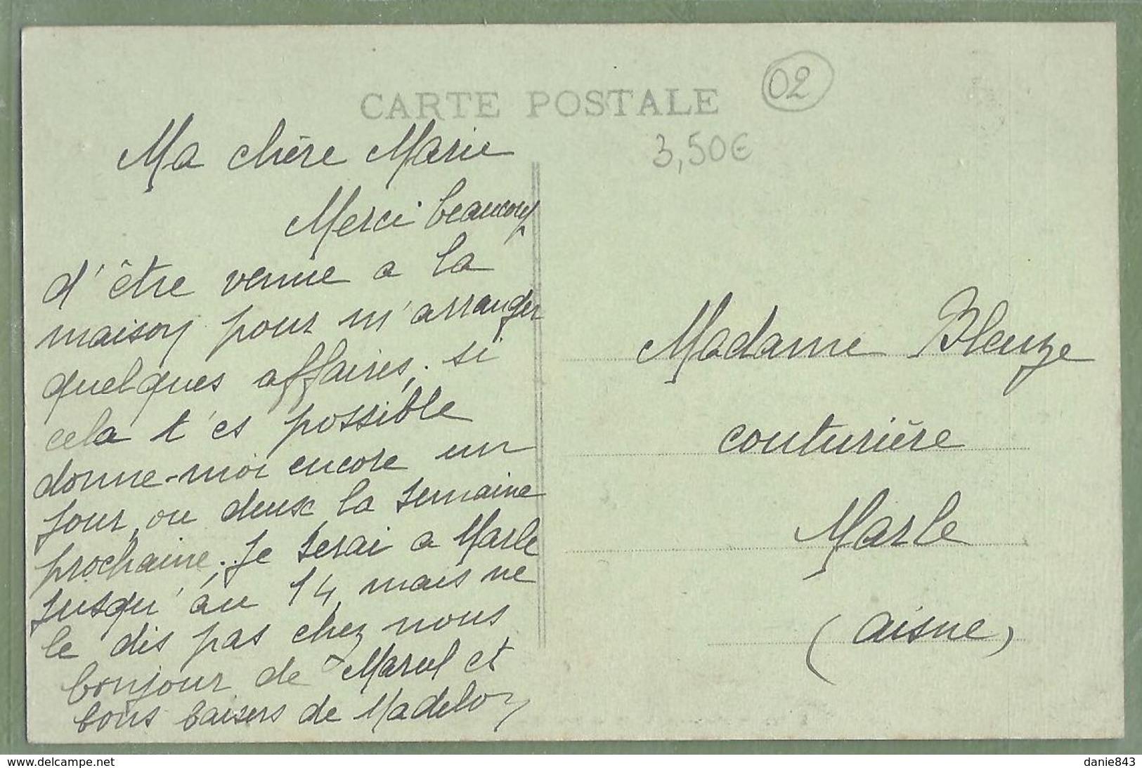 CPA - AISNE - ETREILLERS - L'HOSPICE EUPHÉMIE-DERCHE - Pautret Photo-éditeur - France