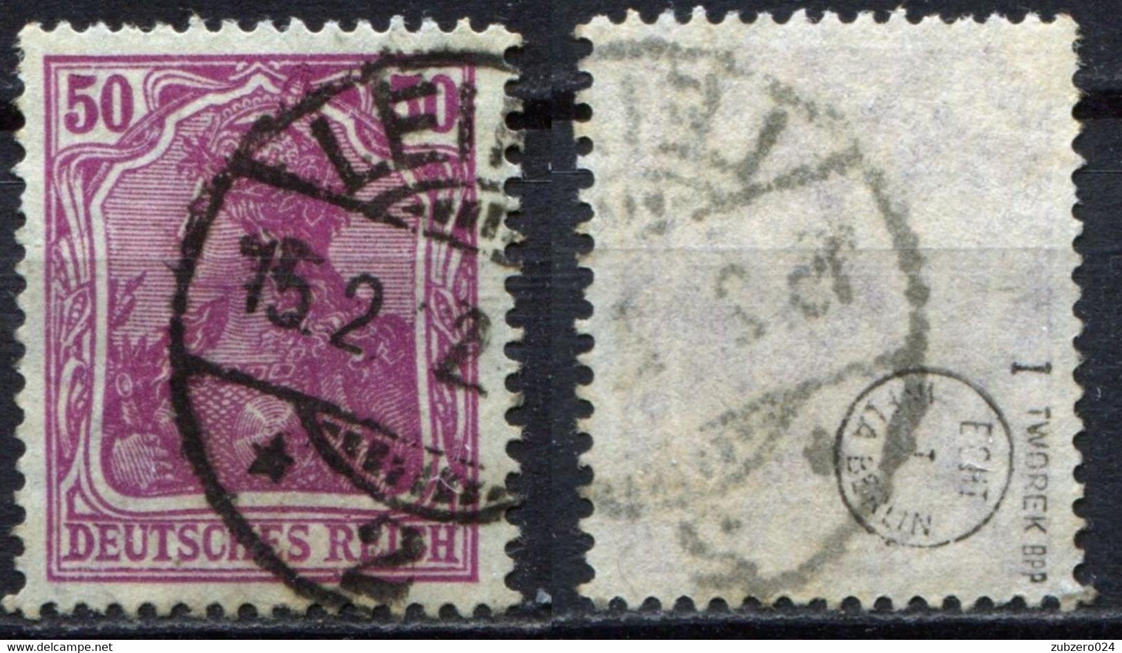 D. Reich Michel-Nr. 146I Gestempelt - Deutschland