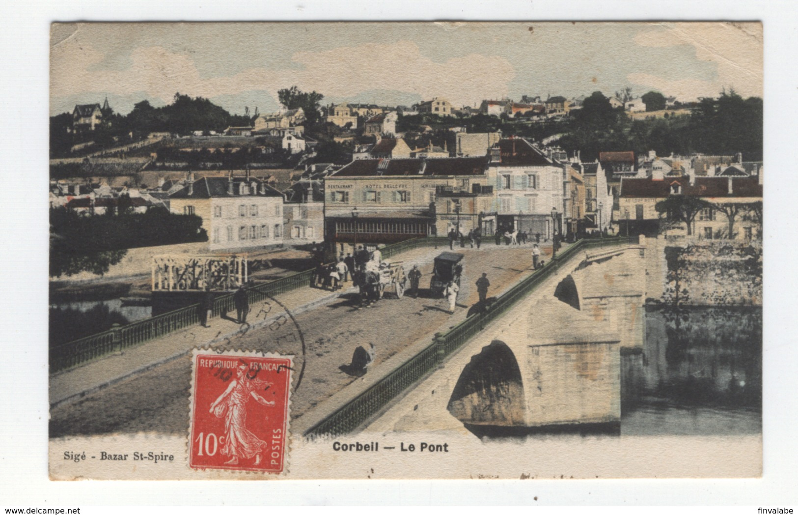 CORBEIL Le Pont - Corbeil Essonnes