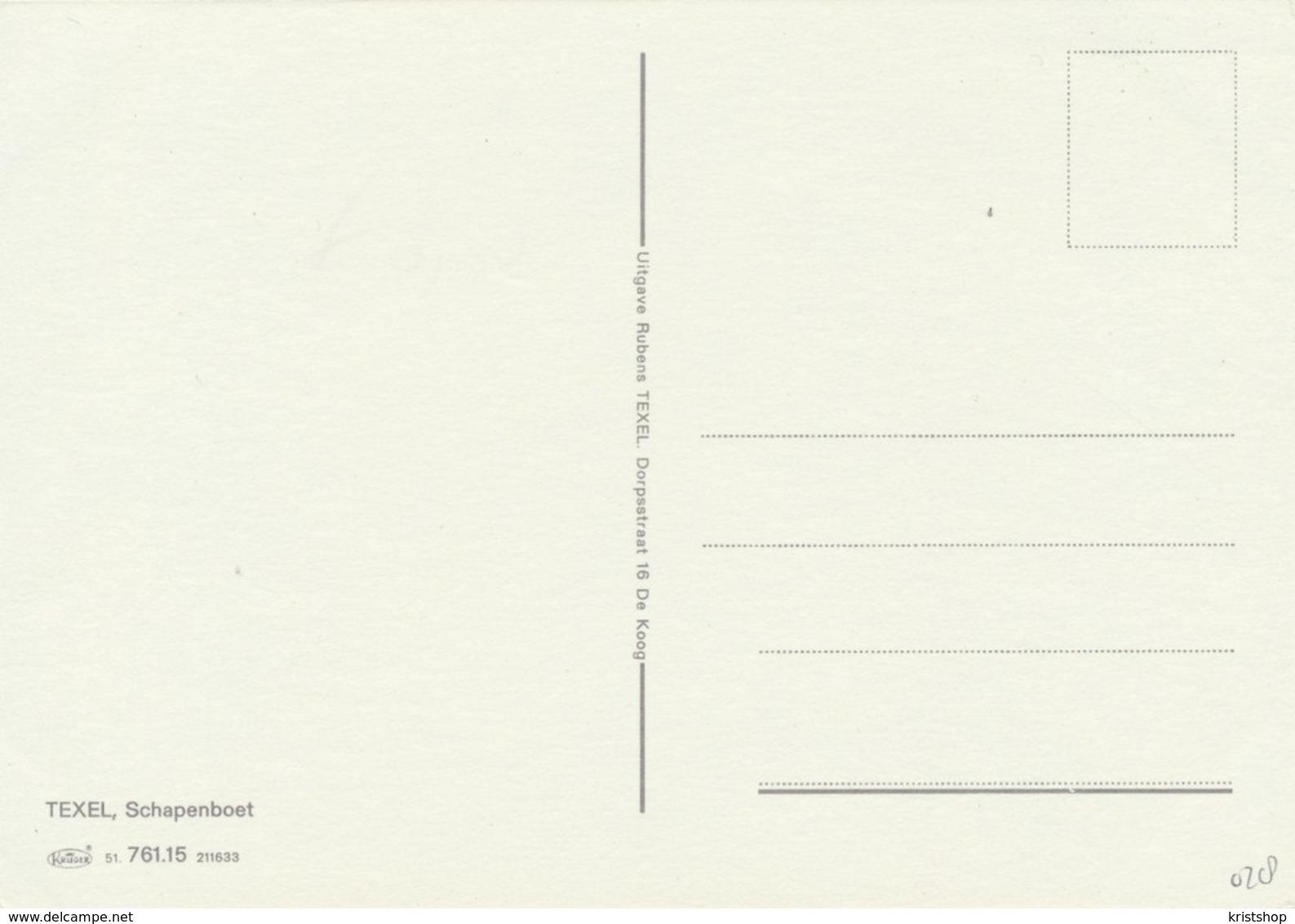 Texel - Schapenboet  [AA23-228 - Texel