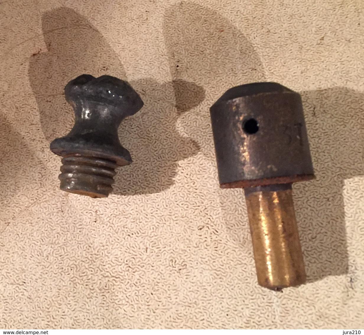 Grenade à Tromblon VB Neutralisée  Ww1 Français Indochine Algérie - 1914-18