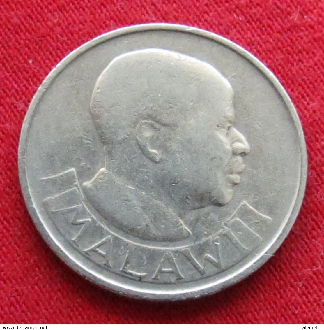 Malawi 10 Tambala 1971 KM# 10.1 - Malawi