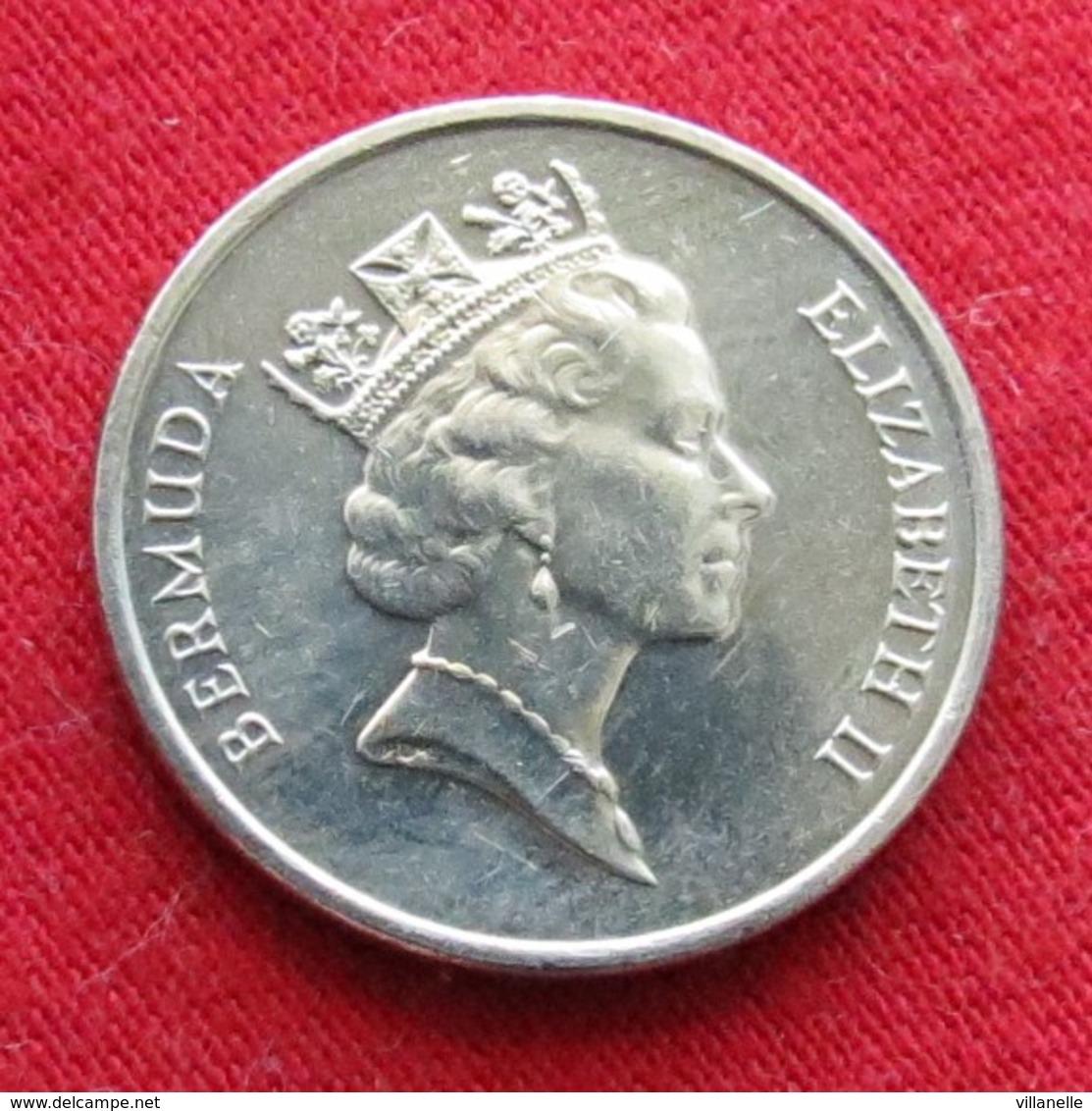 Bermuda 5 Cents 1996 Bermudes Bermudas Wºº - Bermudes