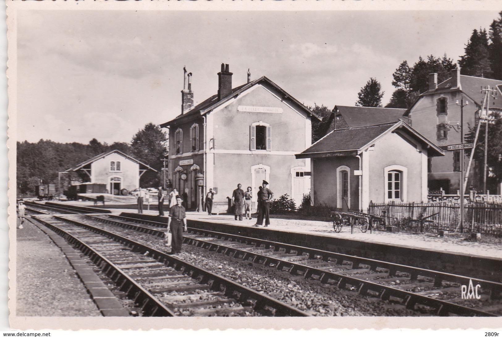 La Celle Gare Voies Sncf - Autres Communes