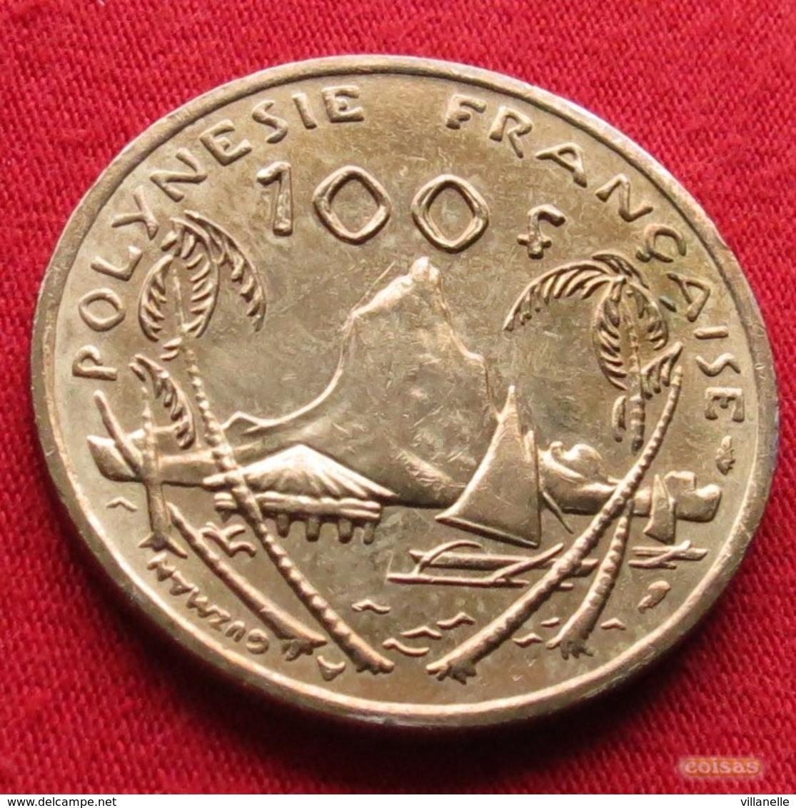 French Polynesia 100 Francs 1992 KM# 14 Polynesie Polinesia - Polynésie Française