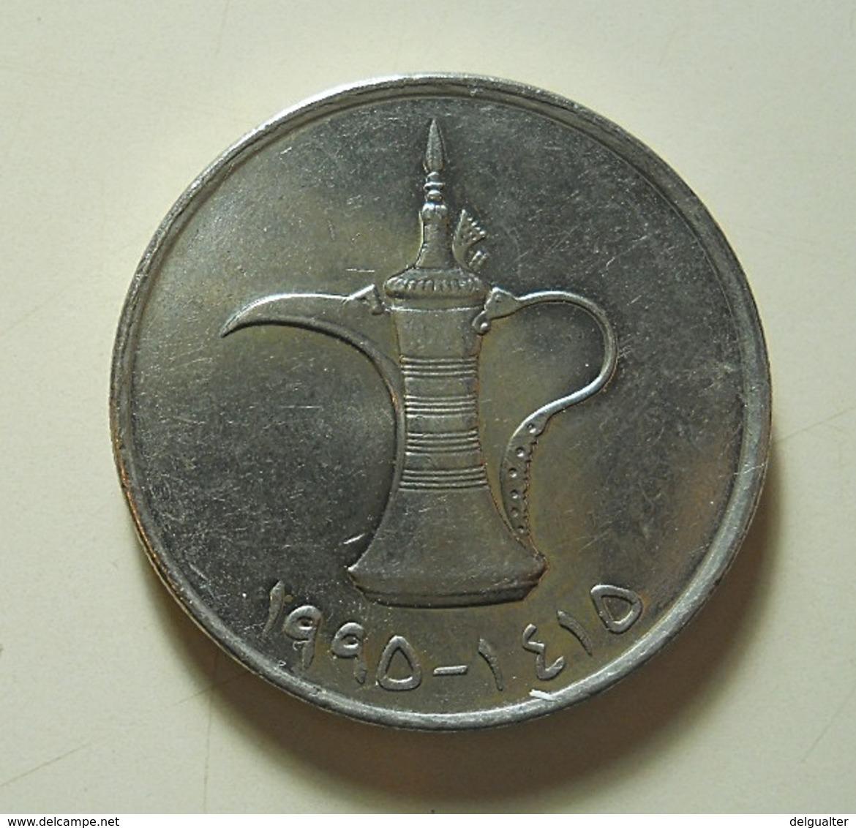 United Arab Emirates Coin To Identify - Emirats Arabes Unis
