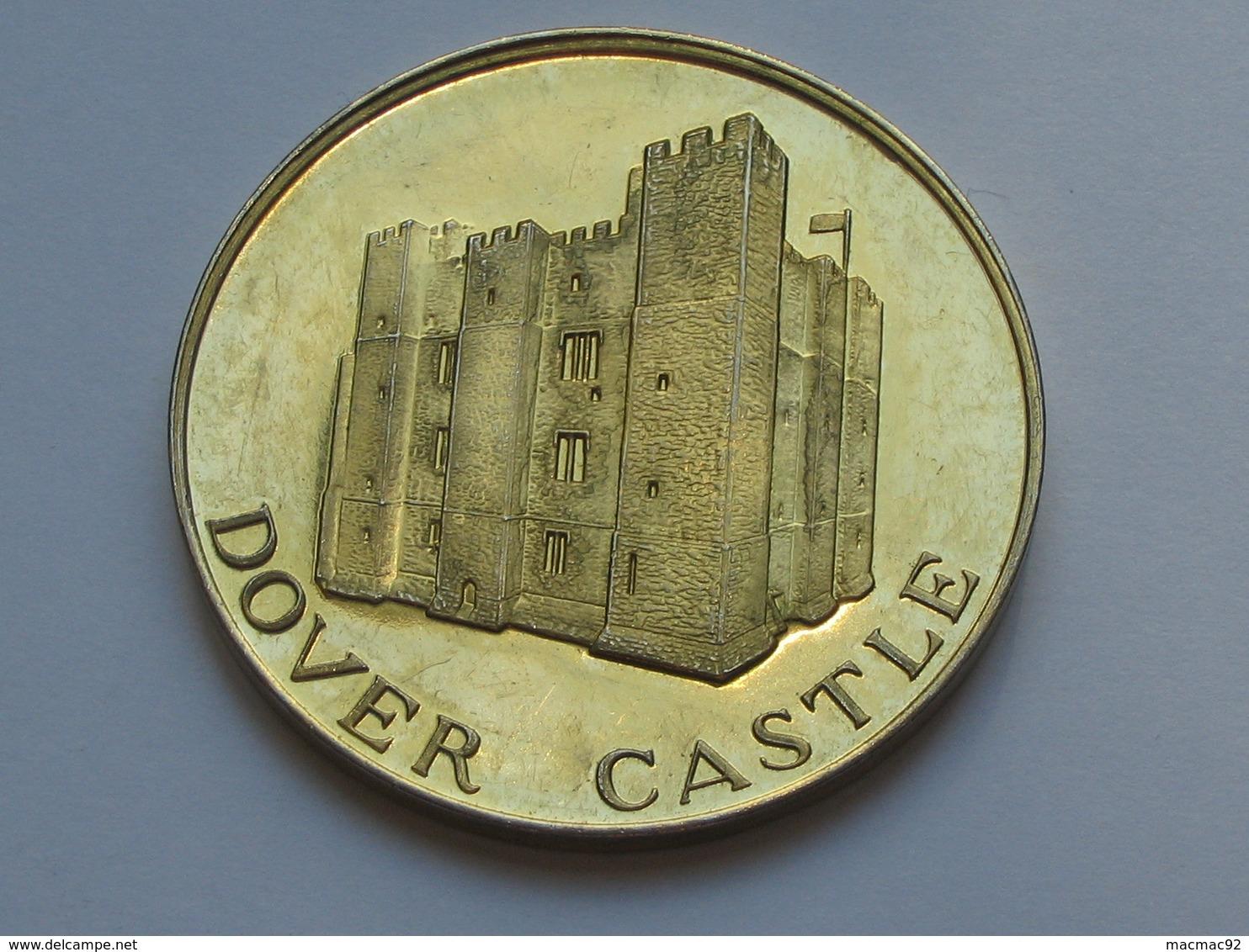 Médaille DOVER CASTLE   **** EN ACHAT IMMEDIAT  **** - Professionnels/De Société