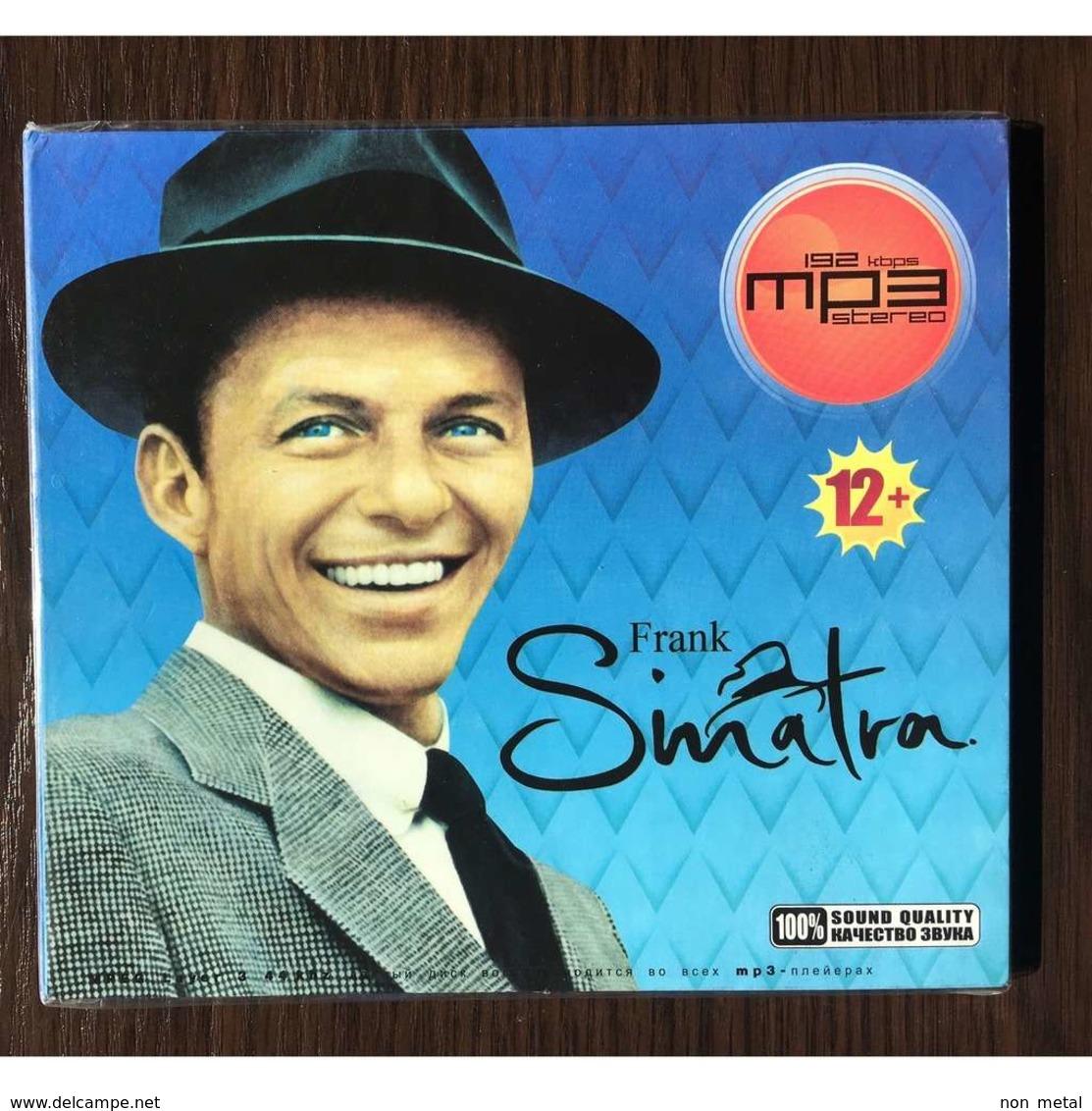 Frаnk Sinatrа: MP3 Collection 171 Tracks (M-Center Rec) Rus - Disco, Pop
